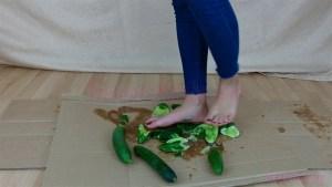 Megan Barefoot Cucumber Crush