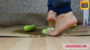 Crystal's Barefoot Squash Crush