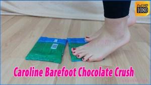Caroline Barefoot Chocolate Crush