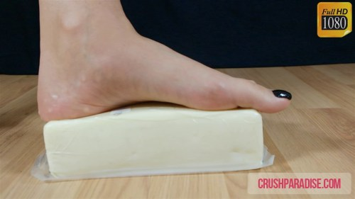 Crystal's Barefoot Cheddar Cheese Crush