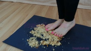 Emma Barefoot Fruit Cake Trample