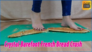 Crystal Barefoot French Bread Crush