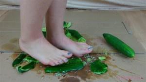 Rachel Barefoot Cucumber Crush