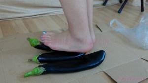 Rachel Barefoot Eggplant Crush