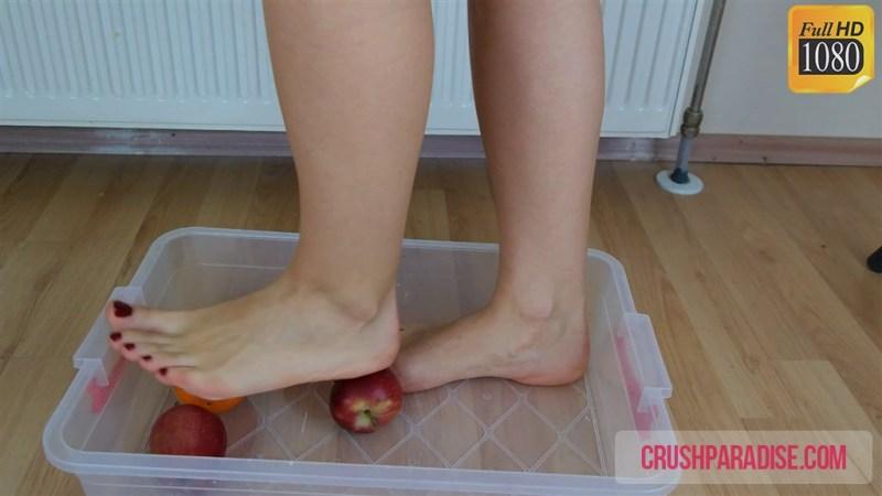 Tiffany's Bare Feet Fruit Crush