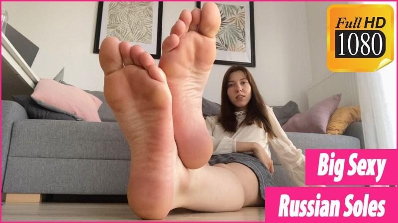 Big Sexy Russian Soles