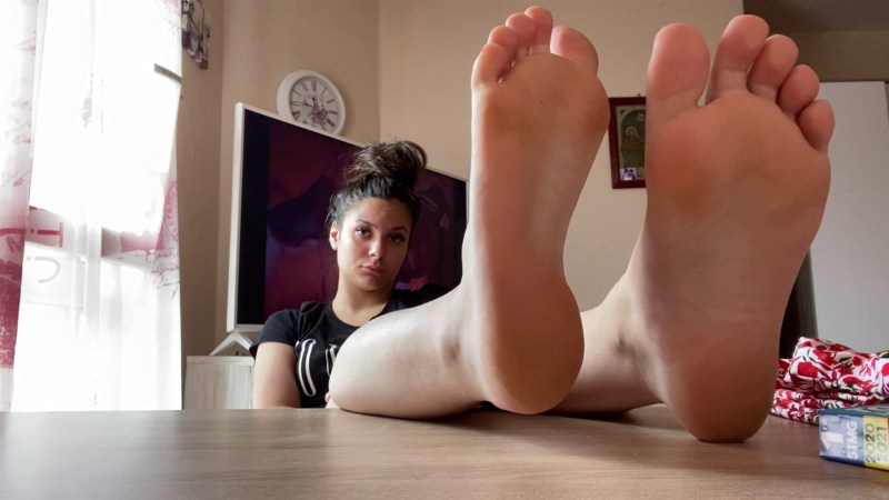 French Girls Sexy Soles