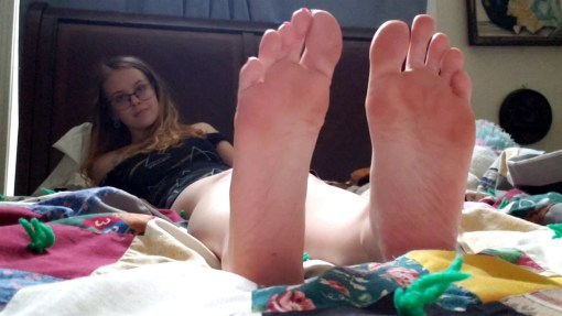 Lizzys Sexy Toes