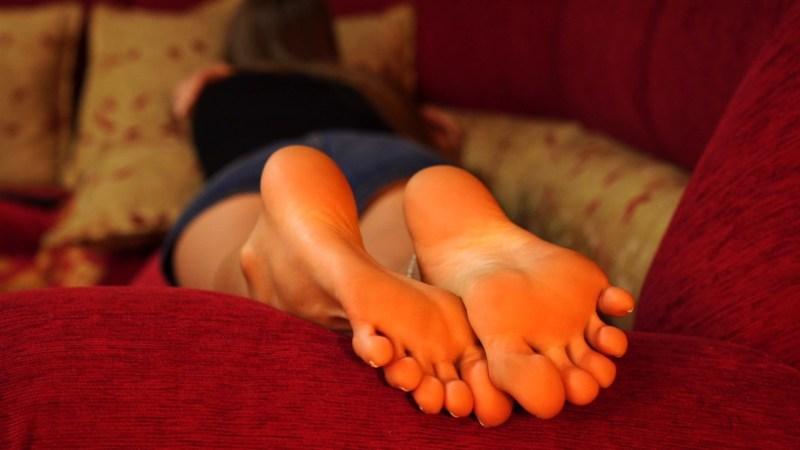 Sandras Perfect Soles Toes