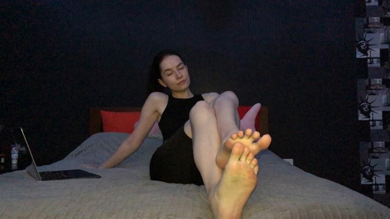 Betsys Foot Fetish Fantasy