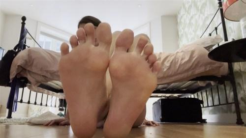 Goddess Christinas Perfect Feet