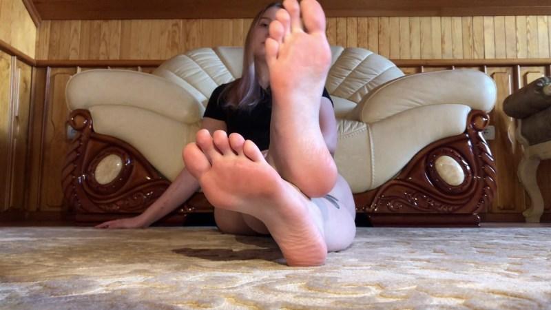 Worship Russian Girls Sexy Feet
