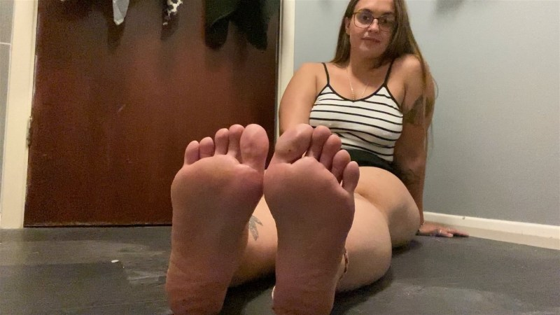 Worship These Meaty Soles