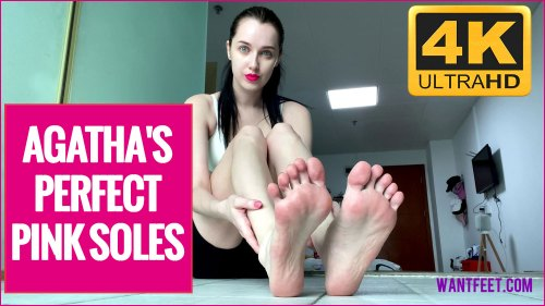 Agathas Perfect Pink Soles