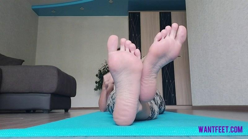 Sexy Yoga Soles
