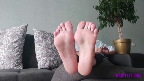 Perfect Smelly Feet After Work