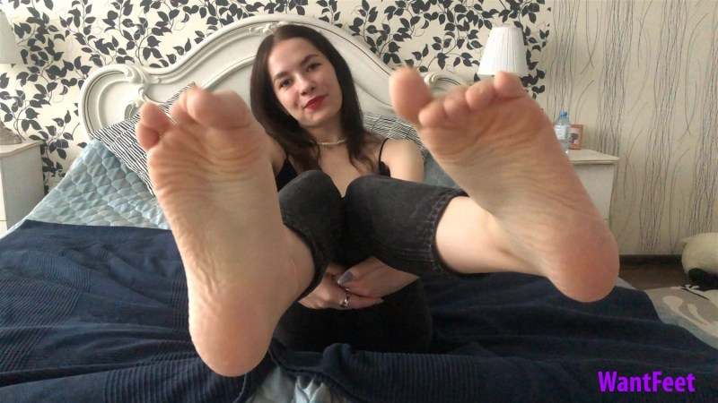 Betsys Wrinkled Sexy Soles
