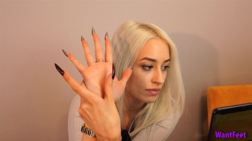 Jasmines Hands and Palms