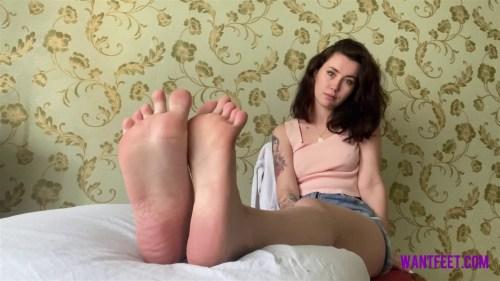 Russian Models Sweaty Feet