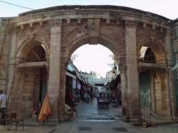 Inside the Old City's Christian Quarter