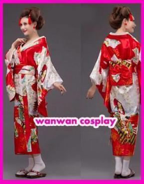 ชุดกิโมโน ชุดญี่ปุ่น ชุดยูกาตะ ชุดซามูไร ร้านอยู่รามคำแหง196