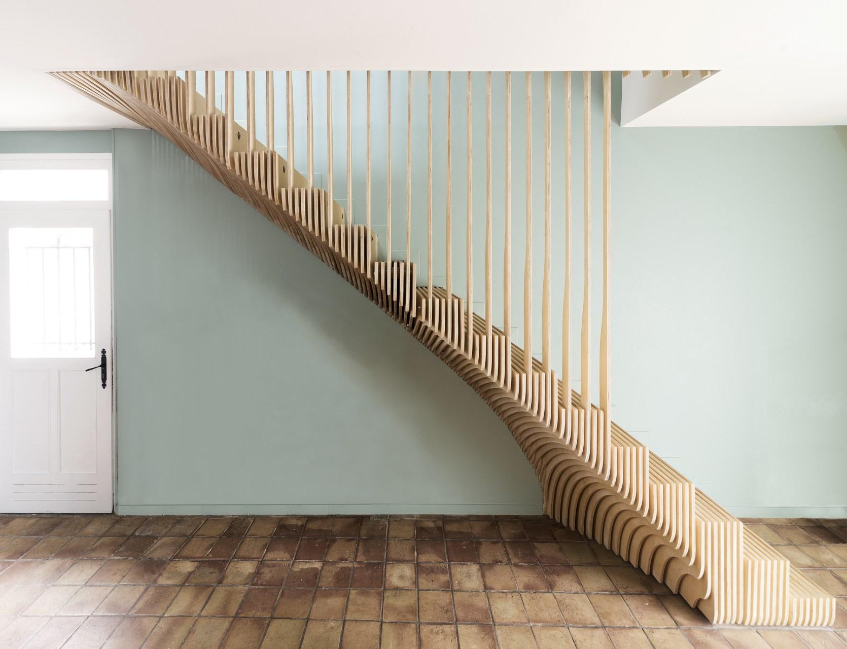Créteil – Escalier
