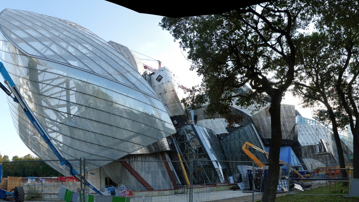 Fondation Louis Vuitton – RFR