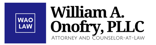 Law Office of William A. Onofry, PLLC