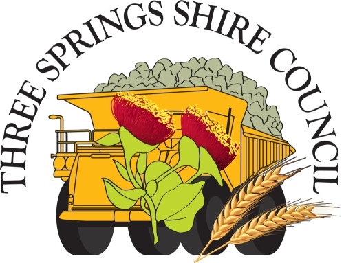 Three Springs Shire Council logo