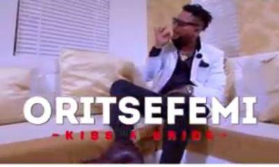 Kiss a bride - Oritse Femi