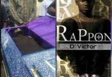 Nigerian rapper