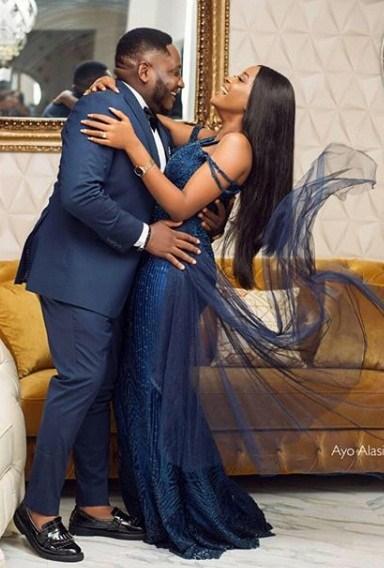 Comedian Ajebo pre-wedding photos