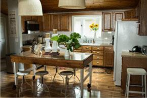 kitchen-cabin