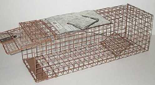 Rabbit,/marsupial cage