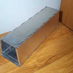 Aluminium Folding Trap Elliot Style