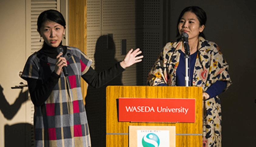2015/1/22 グローバル・アピール2015 TOKYO 「ハンセン病でつながる若者と世界」合同シンポジウムに登壇致しました。