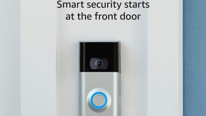 ring doorbell 2 battery life