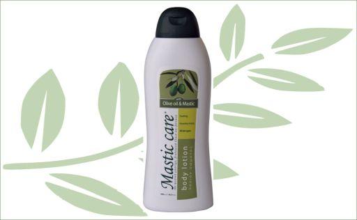 Masticcare Mastiek bodylotion met olijfolie