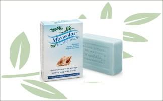 Mastiek natuurlijke zeep zeelucht
