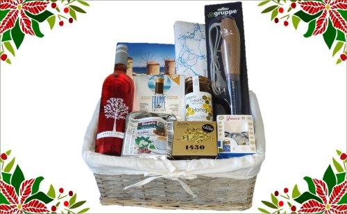 Grieks genieten kerstpakket