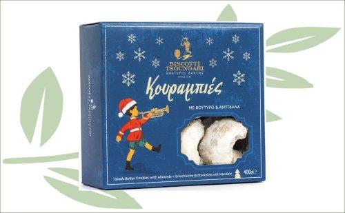 Griekse boterkoekjes amandelen