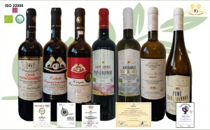 Prijswinnende wijn