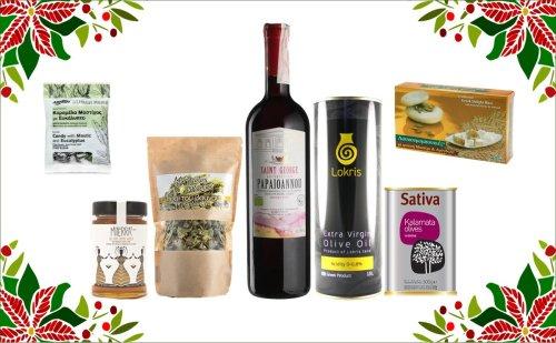 Lekker Grieks kerstpakket