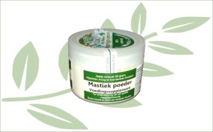 Mastiek-poeder 60 gram