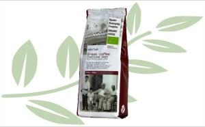 Biologische Griekse koffie Nektar