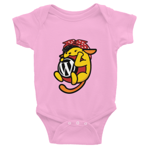 Women Who WP Infant Bodysuit