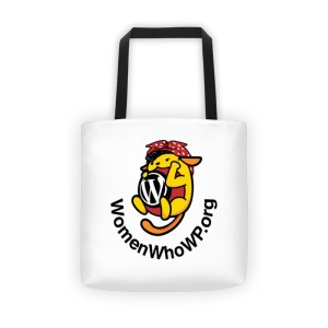 Woman Who WP Tote bag