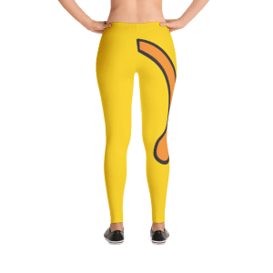 Wapuu Tail Leggings