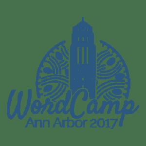 WordCamp Ann Arbor 2017 Logo
