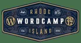 WordCamp Rhode Island 2017 Logo
